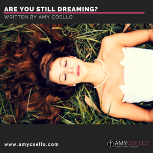 Are You Still Dreaming?