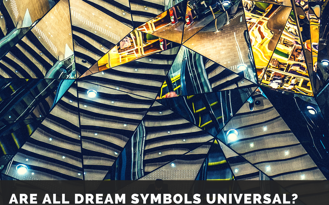 Are All Dream Symbols Universal?